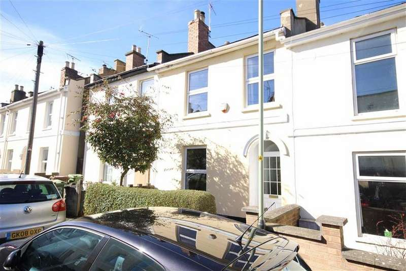 2 Bedrooms Terraced House for sale in Great Western Terrace, Near Waitrose, Cheltenham, GL50