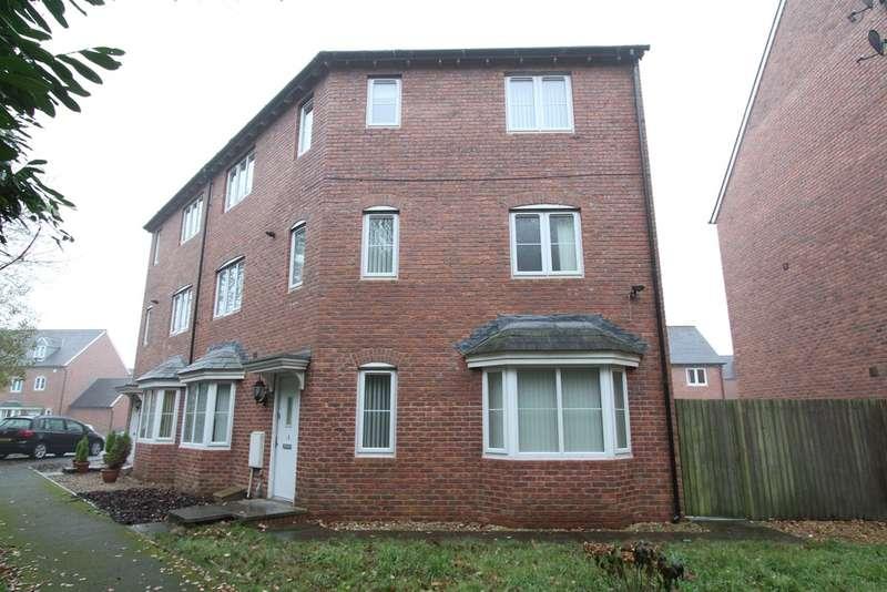 5 Bedrooms Detached House for sale in Jamaica Walk, Coedkernew, Newport