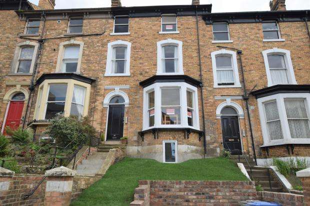 1 Bedroom Apartment Flat for sale in Apartment 4, Westbourne Grove, Scarborough, North Yorkshire YO11 2DL