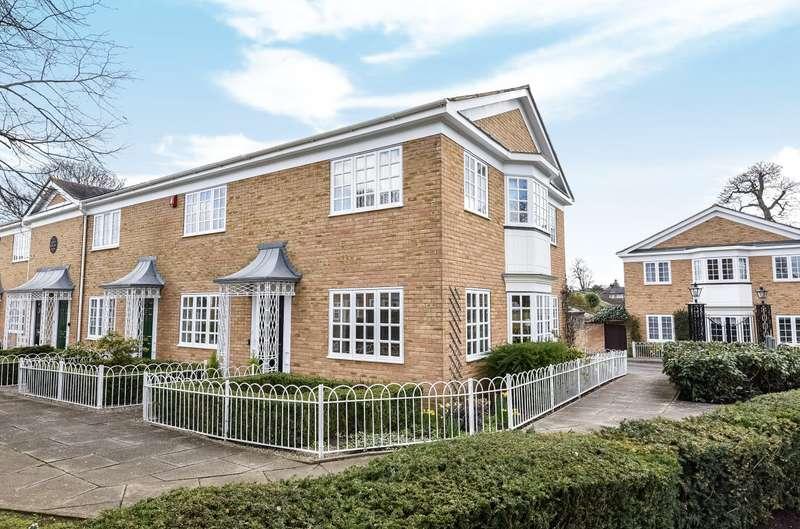 2 Bedrooms House for sale in Weybridge