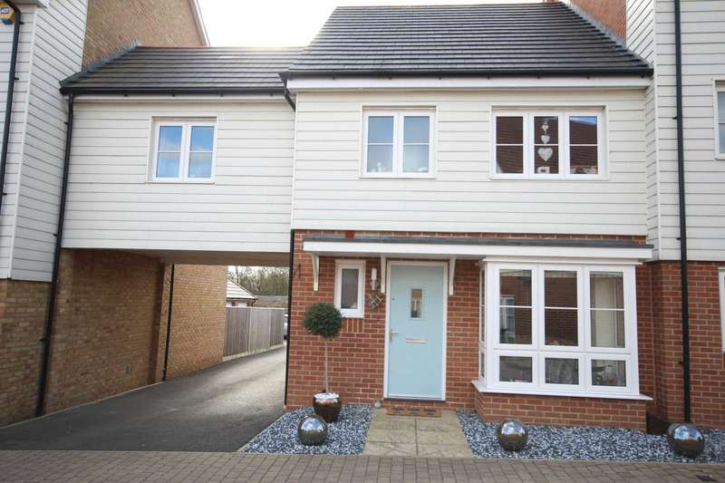 4 Bedrooms Terraced House for sale in Pershore Way, Exemplar Park