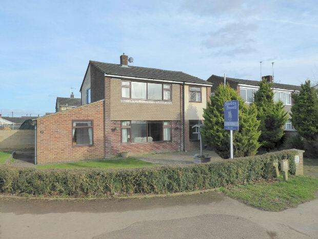 4 Bedrooms Detached House for sale in New Road, Milcombe
