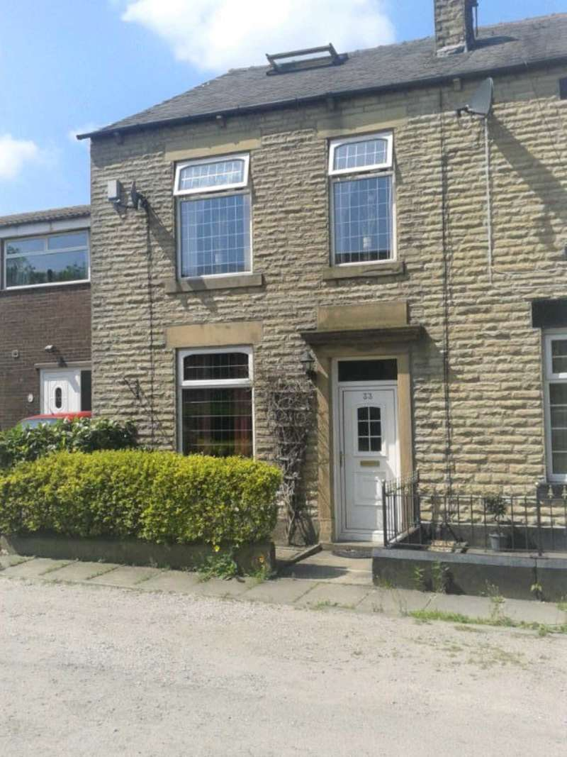 4 Bedrooms Semi Detached House for rent in Heaton Street, Milnrow