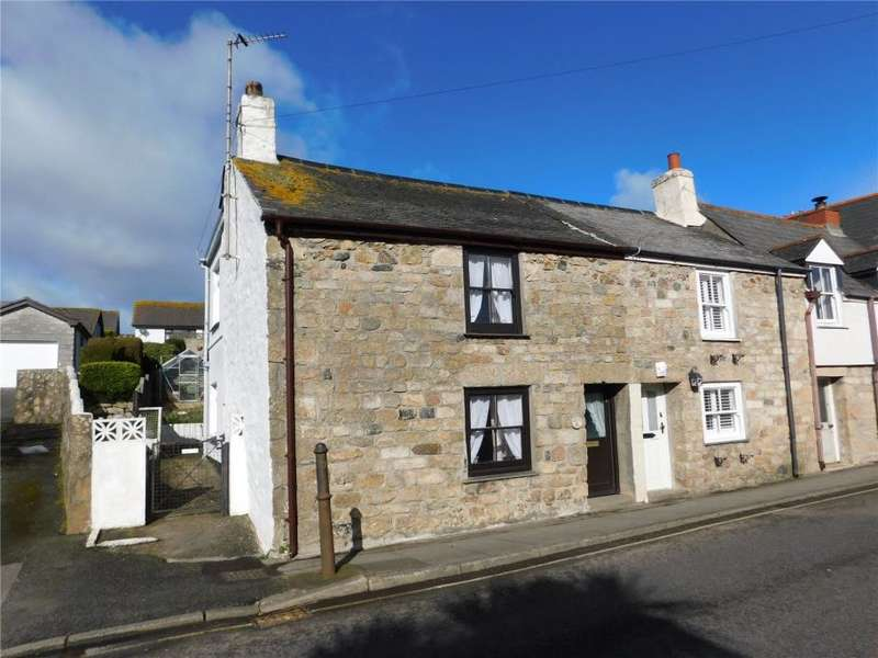 2 Bedrooms End Of Terrace House for sale in Fore Street, Lelant, Cornwall