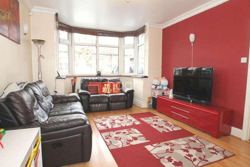 3 Bedrooms Terraced House for sale in Rush Green Road, Romford