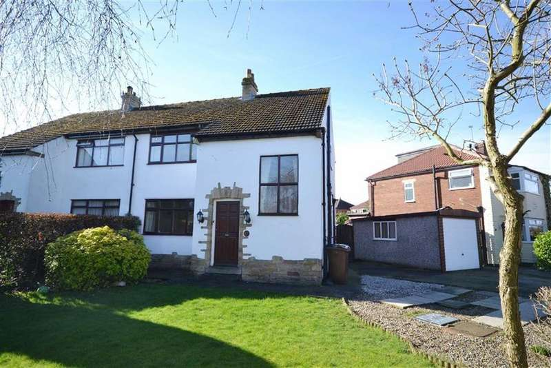 3 Bedrooms Semi Detached House for sale in Lowther Road, Garforth, Leeds, LS25