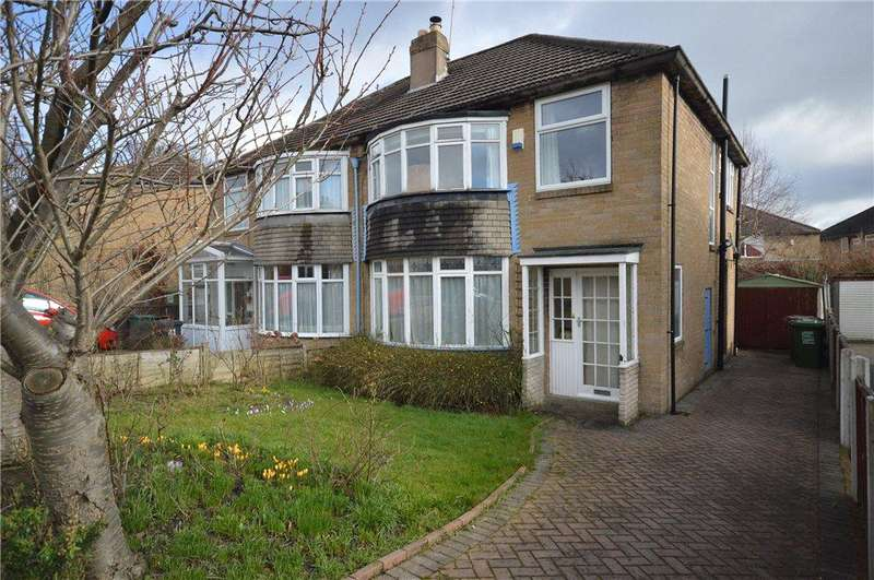 3 Bedrooms Semi Detached House for sale in Carr Manor Road, Leeds, West Yorkshire