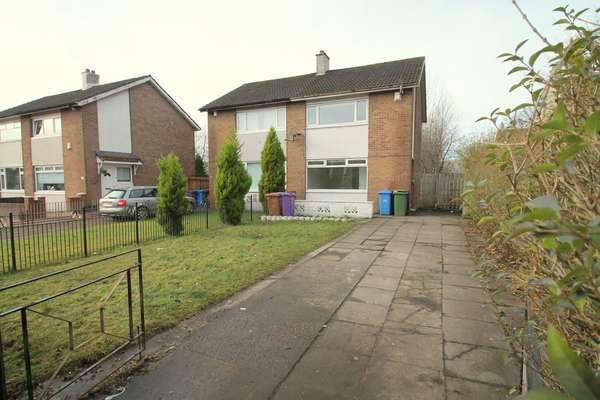 2 Bedrooms Semi-detached Villa House for sale in 177 Duror Street, Greenfield, Glasgow, G32 6TP