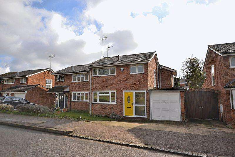 3 Bedrooms Detached House for sale in Linslade Road, Heath Reach