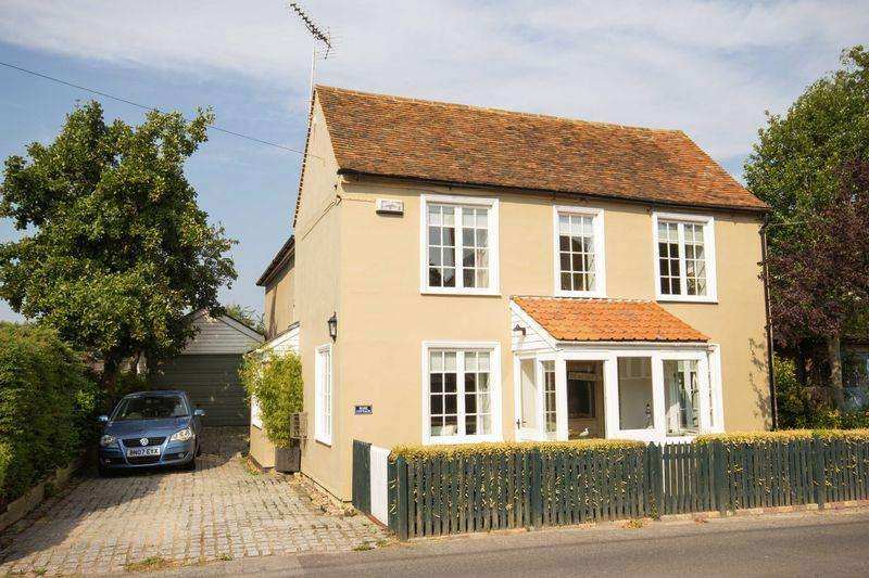 4 Bedrooms Detached House for sale in Worth
