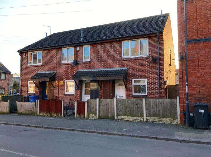 2 Bedrooms End Of Terrace House for sale in DEAN STREET, DERBY