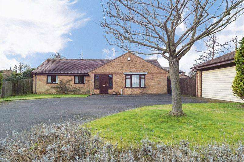 3 Bedrooms Bungalow for sale in Whitebridge Park, Gosforth