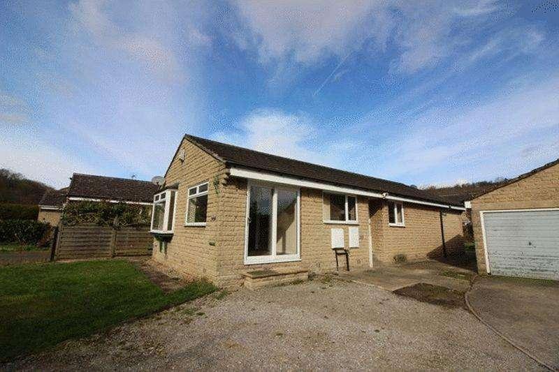 3 Bedrooms Detached Bungalow for sale in Lydbrook Park, Copley, Halifax