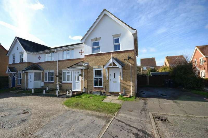 2 Bedrooms End Of Terrace House for sale in Beaumont Way, Maldon, Essex