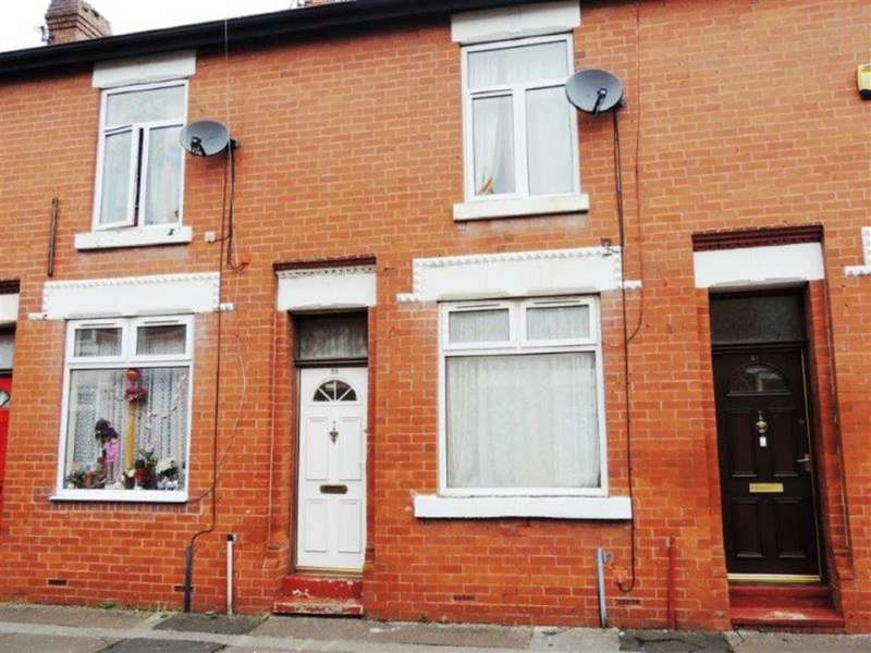 2 Bedrooms Property for sale in Bakewell Street, Gorton, Manchester