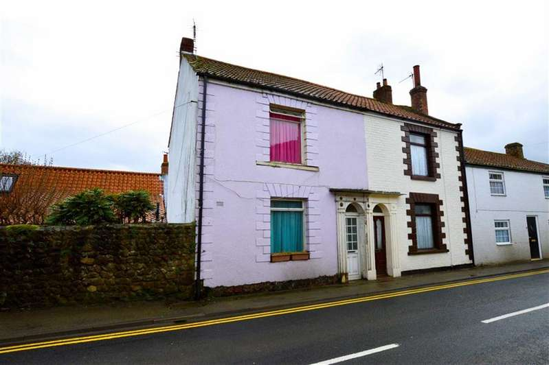 3 Bedrooms Terraced House for sale in Westgate, Hornsea, East Yorkshire