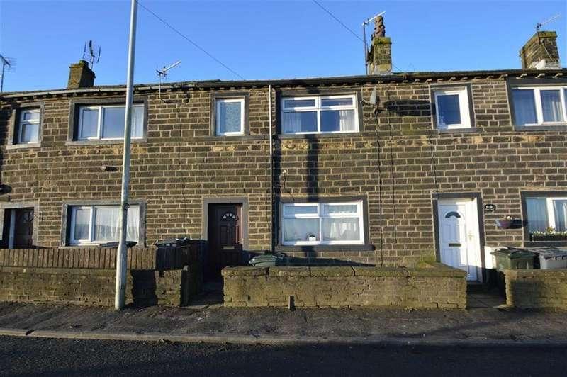 2 Bedrooms Cottage House for sale in Sunnydale, Denholme BD13, Denholme