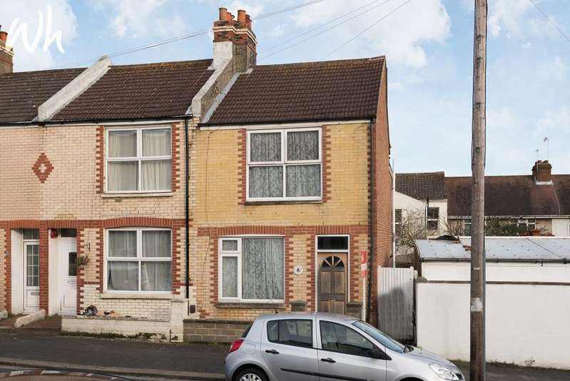 2 Bedrooms End Of Terrace House for sale in Bolsover Road, Hove BN3