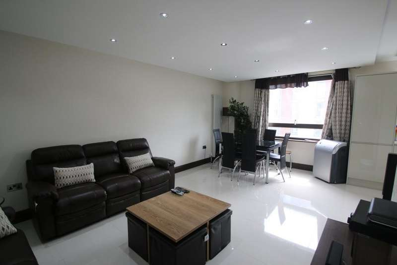 2 Bedrooms Apartment Flat for sale in Sussex Gardens, Paddington, London