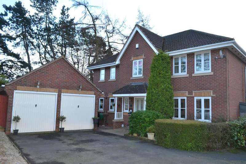 4 Bedrooms House for sale in Gettings Close, Burntwood
