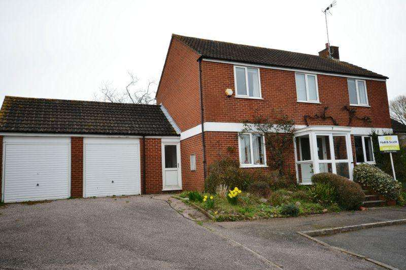 4 Bedrooms Detached House for sale in THE BEECHES, WOODBURY