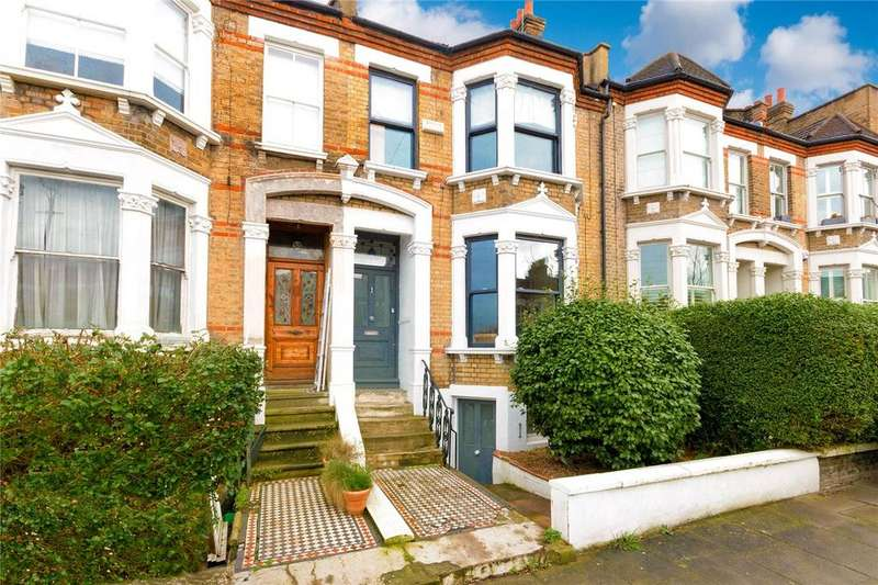 5 Bedrooms Detached House for sale in Waller Road, London, SE14