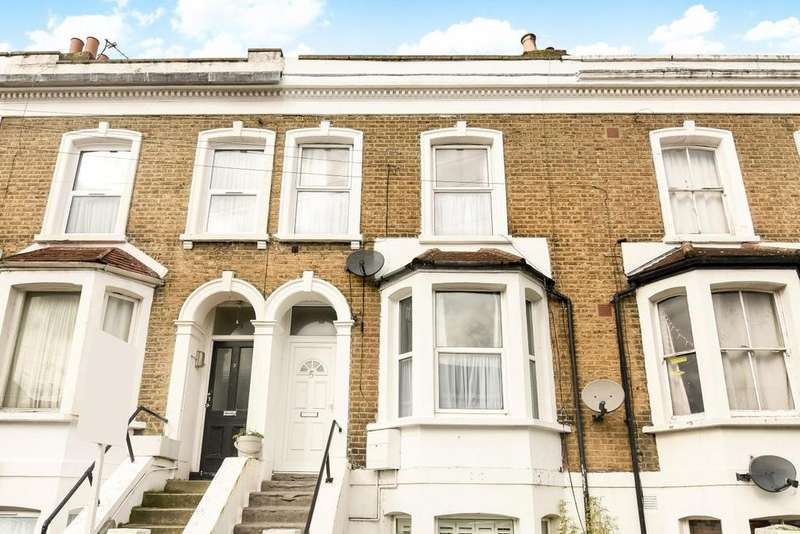 2 Bedrooms Flat for sale in Apsley Road, South Norwood, SE25