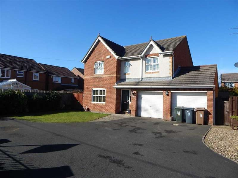 4 Bedrooms Detached House for sale in Benton Road, West Allotment, Newcastle Upon Tyne, NE27