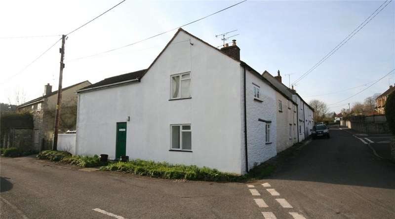 3 Bedrooms End Of Terrace House for sale in Corner Cottage, Blackmoor Lane, Henstridge, Templecombe