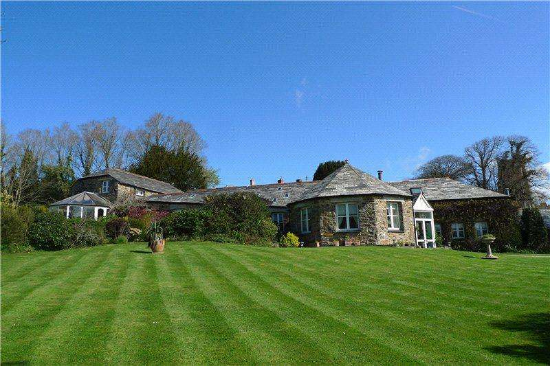 5 Bedrooms Detached House for sale in St Kew, Nr. Rock Port Isaac, Cornwall