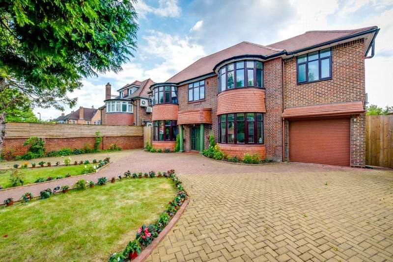 7 Bedrooms Detached House for sale in Brondesbury Park, London, NW6