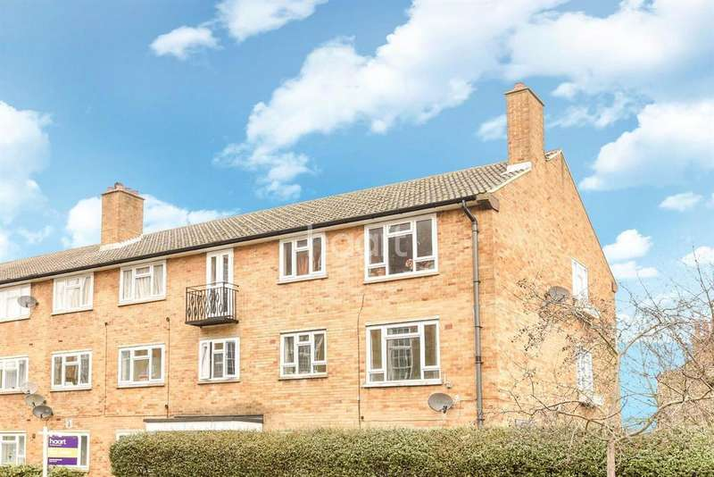 2 Bedrooms Flat for sale in Rommany Court, Gipsy Hill, SE27