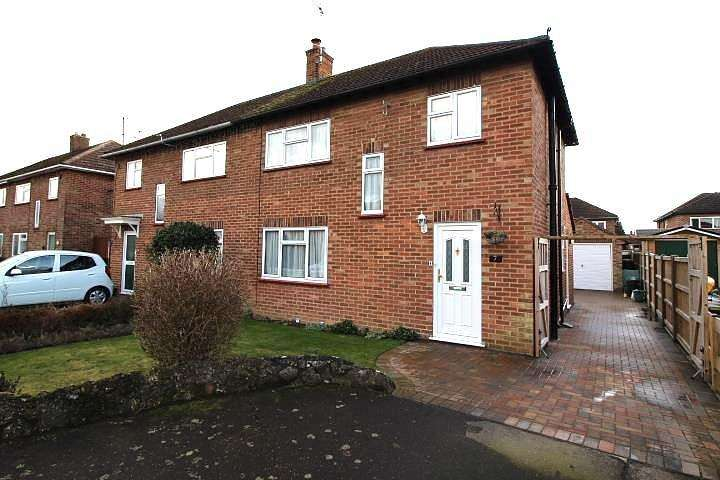3 Bedrooms Semi Detached House for sale in Jeffrey Close, Colchester, Essex, CO3