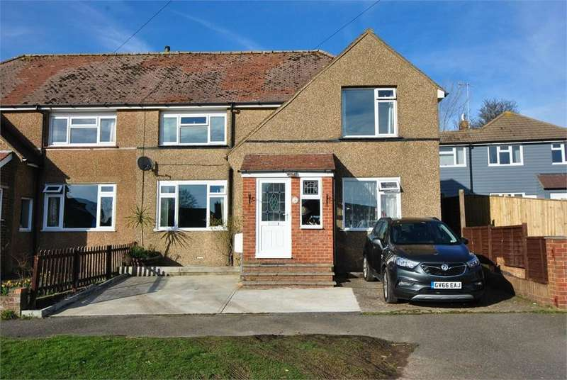 4 Bedrooms Semi Detached House for sale in Southlands Avenue, BEXHILL-ON-SEA, East Sussex