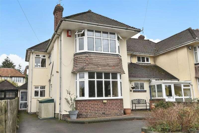 4 Bedrooms Semi Detached House for sale in Barley Croft, Westbury-on-Trym, Bristol, BS9