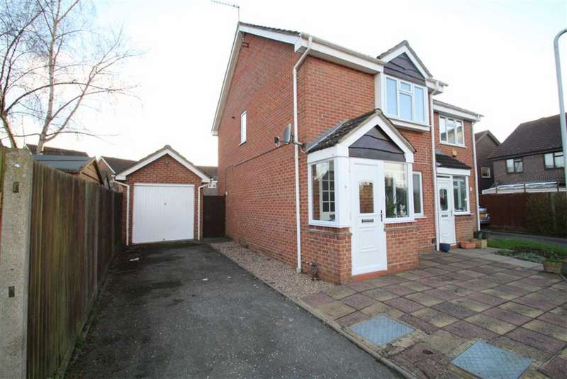 2 Bedrooms Property for sale in Blisworth Close, Hayes, Middlesex
