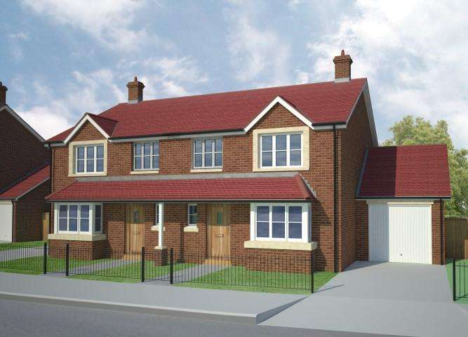 4 Bedrooms Semi Detached House for sale in Durleigh Road, Bridgwater TA6