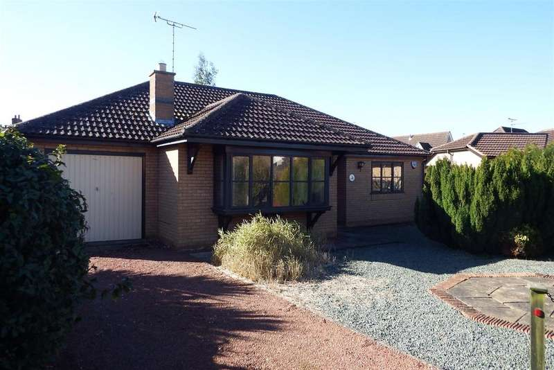 3 Bedrooms Detached Bungalow for sale in Amstel Close, Spalding