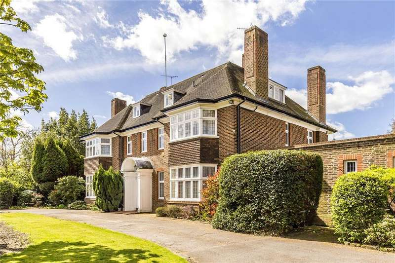 7 Bedrooms Detached House for sale in Dover Park Drive, London, SW15