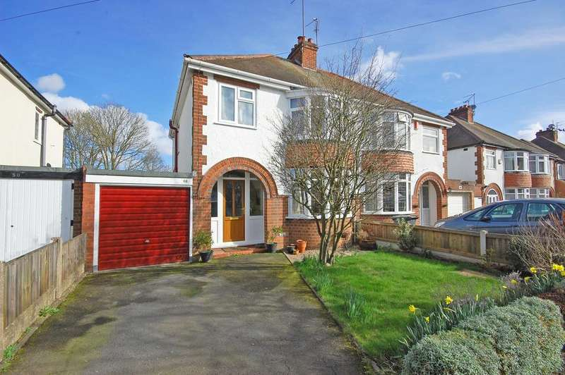 3 Bedrooms Semi Detached House for sale in Wychbury Road, Finchfield, Wolverhampton WV3