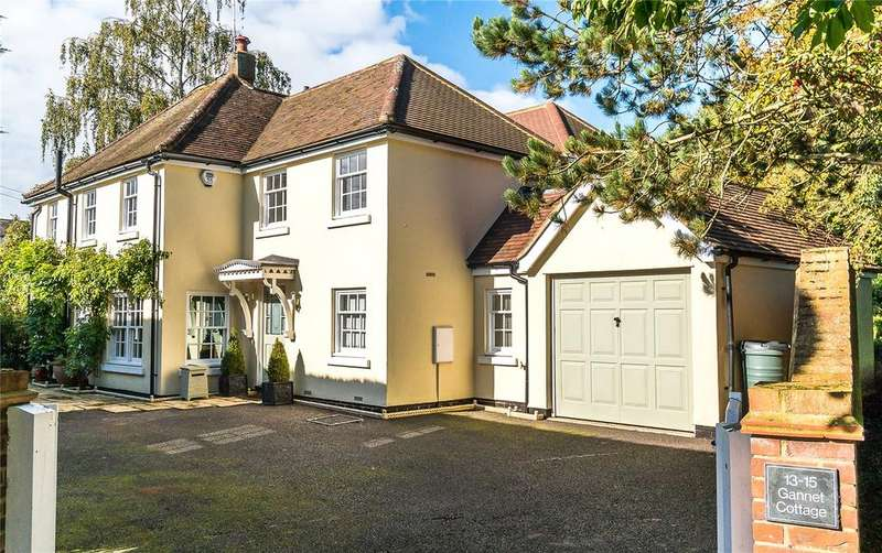 5 Bedrooms House for sale in Chapmore End, Ware, Hertfordshire