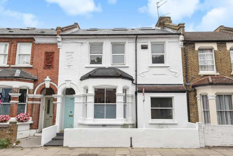 3 Bedrooms Flat for sale in Becklow Road, Shepherds Bush, W12