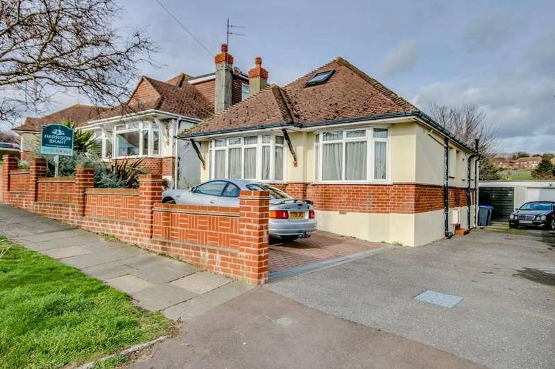 4 Bedrooms Detached Bungalow for sale in Southwick