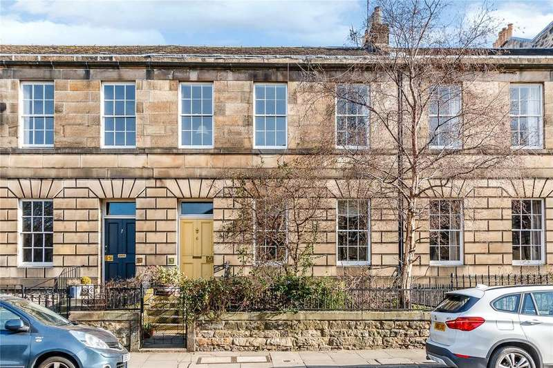 5 Bedrooms Terraced House for sale in Howard Place, Edinburgh