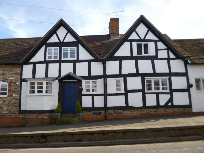 4 Bedrooms Detached House for sale in Lower Street, Cleobury Mortimer, Kidderminster, Shropshire