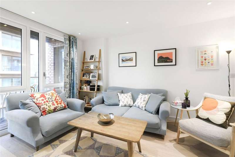2 Bedrooms Flat for sale in Rivulet Apartments, Devan Grove, London, N4