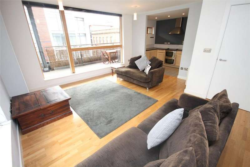 2 Bedrooms Flat for sale in Market Square, 87 High Street, Manchester, M4