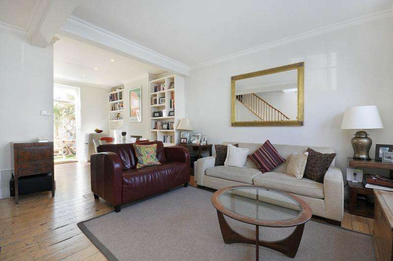 3 Bedrooms Terraced House for sale in Thorpebank Road, Shepherds Bush, London, W12