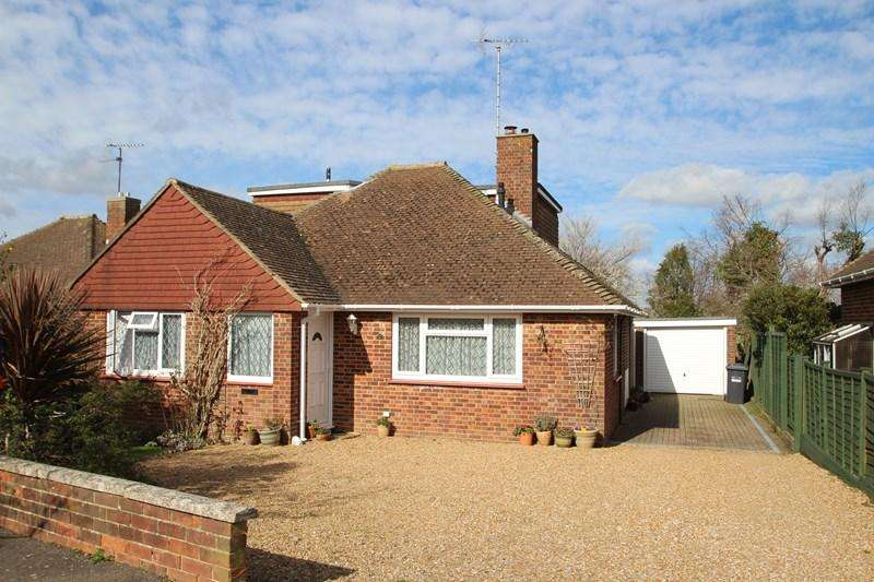 3 Bedrooms Bungalow for sale in Fairfield Crescent, Hurstpierpoint, Hassocks