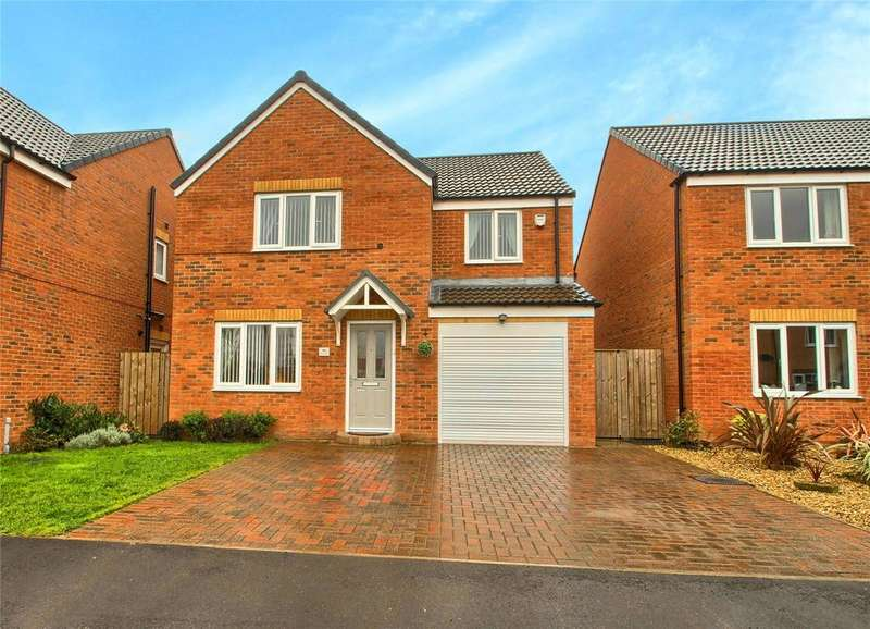 4 Bedrooms Detached House for sale in Buckthorn Crescent, The Elms